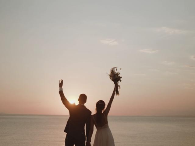 Wedding Movie from Kythnos